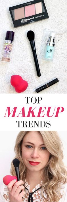 Makeup trends for flawless skin!