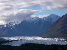 Mat-Su Valley Glacier, Alaska It's amazing knowing that I have been there! :)