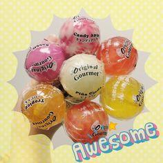 Couldn't be better !!! #originalgourmetlollipops #originalgourmet #lollipops #candy #キャンディ #飴 by shopkins_japan