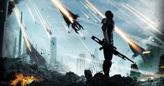 Protests over ending of Mass Effect 3