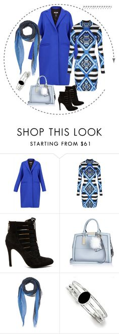 """04.02.2016"" by olgacontrast on Polyvore featuring MSGM, Mara Hoffman, BCBGeneration, River Island, DESTIN, Kevin Jewelers, women's clothing, women, female and woman"