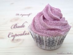 Schnin's Kitchen: DIY Badebomben-Cupcakes