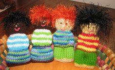 Operation Christmas Child knit or crochet dolls and many other ideas too! on ...