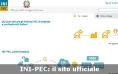 #PEC: archivio pubblico sempre + ricco di caselle PEC di imprese e professionisti