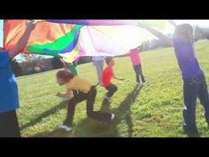 Preschool Music, Preschool Activities, Outdoor Activities, Music Education, Physical Education, Parachute Games, How To Express Feelings, Movement Activities, Music And Movement