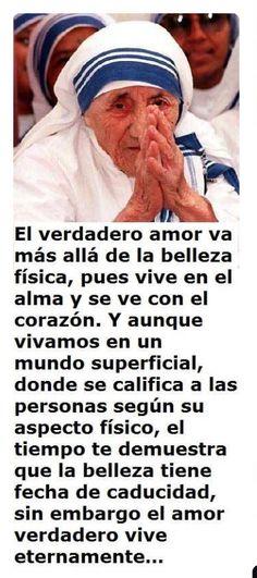 Mother Teresa Quotes, Beautiful Prayers, Inspirational Prayers, Prayer Scriptures, Catholic Prayers, Best Vibrators, Pope Francis, Spanish Quotes, Faith Quotes