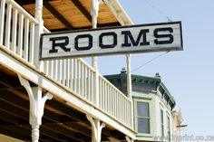 Picture of Sign for available rooms in the old western hotel stock photo, images and stock photography. Western Signs, Western Film, Old West, American History, Storytelling, Westerns, Old Things, Stock Photos, Image