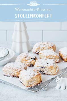 Sweet Desserts, No Bake Desserts, Best Christmas Cookies, Organic Matter, Baking Recipes, Xmas, Breakfast, Anna, Food