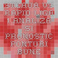 Steaua vs Rapid - Liga 1 - analiza si pronostic - Ponturi Bune