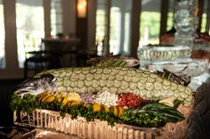 Event, Food, Ice Carving, Erich Fuss Photography, A&F Garden Gate Florist, Event Source