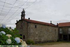 XOAN ARCO DA VELLA: CAPILLA DE SAN IDEFONSO - TROANS