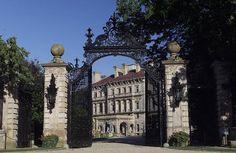 "- The Breakers - Ochre Point - Newport, RI  Cornelius Vanderbilt II.  *Gilded Age Mansion built 1893 as a Newport ""summer cottage"""
