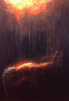 """The Tears of God"" - Yongsung Kim"