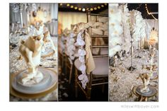Gold Wedding Decor, Dream Wedding, Elegant