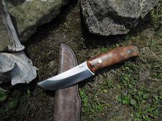 kézműves kés, vadász kés,  handmade knife, hunter knife, handgemachtes Messer, Jagdmesser, ремеслo; EDC нож; охотничий нож Handmade Knives, Handmade Crafts, Edc, Hunting, Hunting Knives, Fighter Jets, Every Day Carry, Crafts