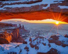 Winter in Utah, Moab(?)