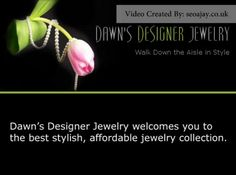 Wedding jewelry made by Dawn's Designer Jewelry are the best match for your bridal costume. The owner of  Dawn's Designer Jewelry, Sarah Moore has greater collection of costume wedding jewelry.Follow our contact details to find more designs and bridal jewelry collections:Dawn's Designer Jewelry101 Santa Fe Dr, Baldwin City, KS 66006, USEmail: info@dawnsdesignerjewelry.comPhone: 913-638-0990