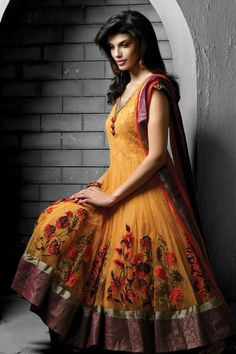 declaring amarprem for the alluring, elegant and timeless anarkali Indian Dresses, Indian Outfits, Indian Clothes, Ethnic Fashion, Indian Fashion, Nice Dresses, Casual Dresses, Anarkali Dress, Long Anarkali