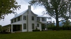 Dillard Vacation Rental - VRBO 428204 - 3 BR Northeast Mountains Farmhouse in GA, Historic 'Powell House' Built in 1885  3/2.5  900/wk   100 cleaning  12% tax