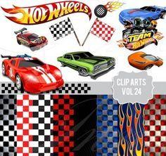 Clip Artes Hot Wheels …un Festa Hot Wheels, Hot Wheels Party, 4th Birthday, Birthday Party Themes, Hot Wheels Birthday, Childhood Memories, Birthdays, Arts And Crafts, Collages