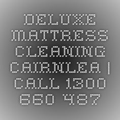 Deluxe Mattress Cleaning Cairnlea | Call 1300 660 487
