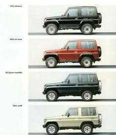 Toyota Lc, Toyota Cars, Jeep 4x4, Land Rover Discovery 1, Land Cruiser 70 Series, Honda 125, Mitsubishi Pajero, Daihatsu, Ford Bronco