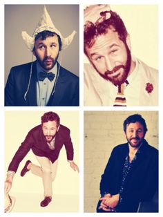 Chris O'Dowd. Loved him in Bridesmaids.