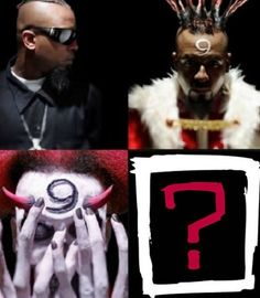 Tech N9ne: The King, The Clown, The G.  Is it time for a new alter-ego?