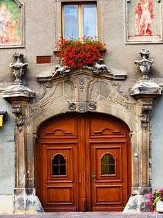 beautiful door - Eisenstadt (http://www.pbase.com/gohlool/image/49194049)