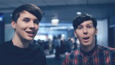 Didn't science say something about couples that look like each other would marry each other? Just sayin'....>>> didn't science say Phan is real??