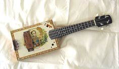 resonator ukulele cigar box - Google 検索