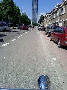 #GenietenisTilburg is na het werken op de fiets naar huis kunnen! -)