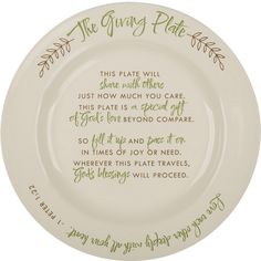 The Giving Plate Christmas Crafts For Gifts, Christmas Diy, Gift Crafts, Christmas 2019, Holiday Gifts, Merry Christmas, Xmas, Easy Gifts, Love Gifts