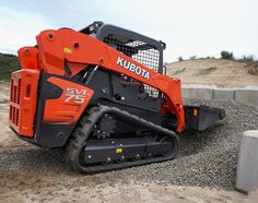 Kubota Tractor Corporation - Construction Equipment SVL75-2