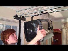 American DJ Duratruss System/Light Bridge One + Arriba AC-185 Case Review - YouTube