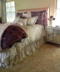 Plum Velvet Bedding Collection