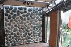 Steinwand aus unbrennbaren styropor raumdesign pinterest - Steinwand styropor ...