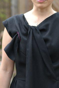 Pattern Magic Flip Turn Dress | sosewlovely