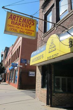 Old School Wicker Park, Artemio's Bakery #Chicago