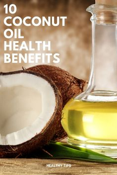 Coconut oil is the healthiest oil in nature. And not only me who says this because there are more than fifteen hundred scientific studies that have proven that tens of wonderful health benefits in Health Heal, Health And Nutrition, Health And Wellness, Home Health Remedies, Natural Health Remedies, Soap Recipes, Cooking Recipes, Coconut Oil Health Benefits, Easy Flatbread Recipes