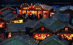 Weihnachtsmarkt am CentrO Oberhausen vom 14.11.-23.12.