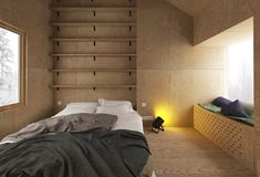 Ski Hut by Fo4a architecture 07