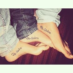 Photo by (chim.chim_got_no_jams) on Instagram | #sister #sisters #sistertattoos #sistertattoo #matchingtattoo #matchingtattoos #siblingtattoo #siblingtattoos #foottatoo #foottattoos #pretty #prettytattoo #prettytattoos #cute #cutetattoo #cutetattoos #cutegirlytattoos #girly #girlytattoo #girlytattoos #tattoo #tattoos #tatted #tattooed #ink