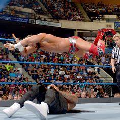 WWE Backlash 2016: Hype Bros vs. The Usos