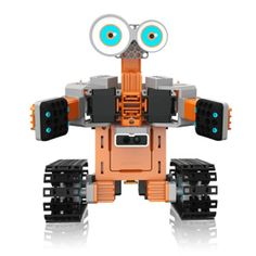 This $150 interactive robot is built by kids
