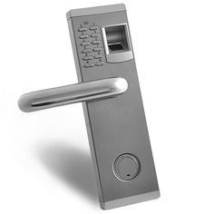 Biometric Security Lock   Opens By Fingerprint, Mechanical Key, Or Pass  Code   Comes With Complete Installation Kit And Has Reversu2026 | Pinteresu2026