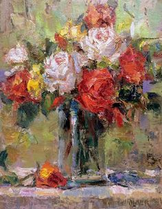 Art Talk - Julie Ford Oliver: Bouquet