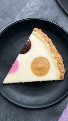 Polka dot cheesecake? It's called #FASHUN Brenda, look it up.