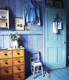 Cute, repurposed vintage items.
