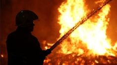 Eleventh night bonfires take place across Northern Ireland